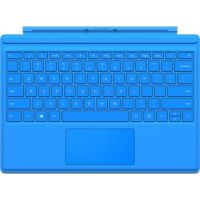 Microsoft Surface Pro Type Cover With Arabic Printing- Bright Blue