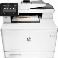 HP Color LaserJet Pro MFP M477fdw A4 Colour Multifunction Laser Printer