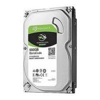 "Seagate BarraCuda 500GB 7200 RPM 32MB Cache SATA 6.0Gb/s 3.5"" Hard Drive"