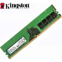 Kingston 8GB DDR4, 2666MHz, Non-ECC, CL19, UDIMM 1.2V Desktop Memory