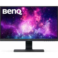 BenQ GW2480 24 Inch IPS 1080p Monitor, Ultra Slim Bezel, Low Blue Light, Flicker-free, Speakers, VESA ready, HDMI