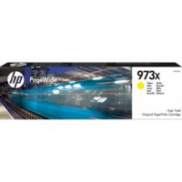HP 973X High Yield Yellow Ink Cartridge (7,000 Pages)