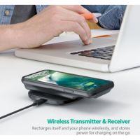 RAVPower RP-PB120 3200mAh Wireless TX RX Battery Case Offline for iPhone X