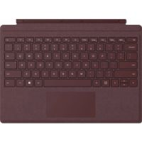 Microsoft Surface Go Signature TypeCover, SC English/Arabic Commercial BURGUNDY