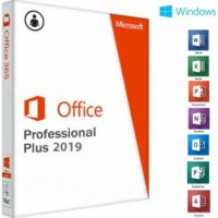 OfficeProPlus 2019 SNGL OLP NL (Word, Excel, Powerpoint, Outlook, One Note, SKYPE, Publisher, Access)