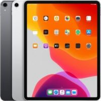 12.9-inch iPad Pro (3rd Generation) Wi-Fi 256GB - Space Grey or Silver > > Authorised Arabic Version