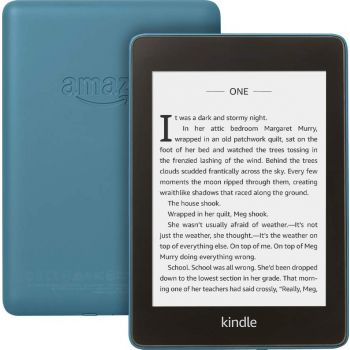 """Amazon Kindle Paperwhite 32GB E-Reader (10th Generation, 6"""" Touch Display, Water Proof, Wi-Fi & Built in Light) Black or SAGE or Plum Color"""