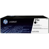 HP 25x Black Original LaserJet Toner Cartridge