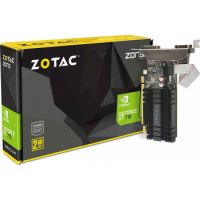 ZOTAC GeForce GT710 (2GB/DDR3) PCI-E2.0 (DL-DVI VGA HDMI) Graphic Card