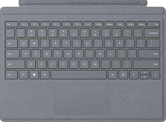 Microsoft Signa Surface SPro Model 1725 (Keyboard) English/Arabic -  Platinum Color  Buy, Best Price in Oman, Muscat, Seeb, Salalah