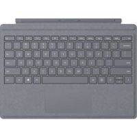 Microsoft Signa Surface SPro Model 1725 (Keyboard) English/Arabic - Platinum Color.