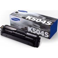 Genuine Samsung CLT-K504S Black Toner Cartridge (2,500 Pages)