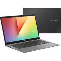 "ASUS VIVOBOOK S433FL-EB230T Home Laptop ( CORE i710510U  1.8 GHZ,16GB,1TBSSD,14""FHD,2GB,NVIDIA,WL+BT+CAM,Windows 10 Home, Black)"