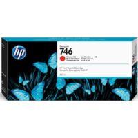 Genuine HP 746 Chromatic Red Ink Cartridge (300ml)