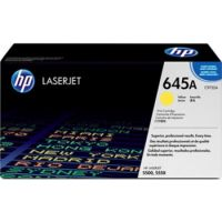 HP 645A Yellow Print Cartridge (12,000 pages)