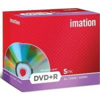 DVD+R  Imation Dual Layer 8x 5PK (JC-SB 15L)