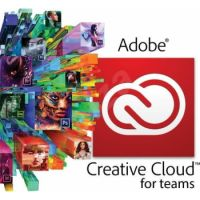 Adobe Creative Cloud for teams All Apps ALL MLP MEL Team Licensing Subscription Renewal