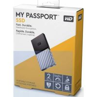 WD My Passport SSD External Portable Drive 2TB