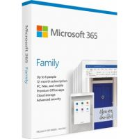 Microsoft 365 Family (12-Month Subscription; up to 6 People)