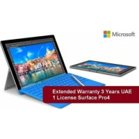 Microsoft Surface TRA Extended 4 Years Replacement Warranty Manufacturer Defect & Software