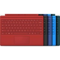 Microsoft Surface Type Cover | Model 1725 (Keyboard) English/Arabic - Black Color.