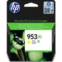HP 953XL Yellow Ink Cartridge (1,600 Pages)