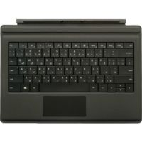 Microsoft Type Cover Surface Pro Model 1725 (Keyboard) English/Arabic - Black Color