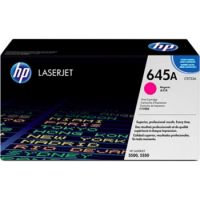HP 645A Magenta Print Cartridge (12,000 pages)