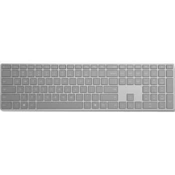Microsoft Surface Bluetooth Keyboard (Silver) - Arabic