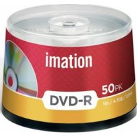 Imation 16x DVD-R 4.7GB 50 Pack Spindle