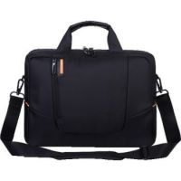 Brinch 15.6-inch Messenger Bag Black