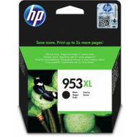 HP 953XL High Capacity Black Ink Cartridge (2,000 Pages)
