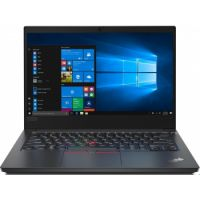 "Lenovo ThinPad E14 Notebook PC (i7-10510U, 8GB DDR4, 512GB M.2 2242 PCie NVMe, Intel HD Graphics, 14.0""FHD AL, Win 10 Pro 64, Intel AX201 2x2 + BT, Y-FPR, HW-TPM 2.0, 720p HD Camera, 3 Cell, 65W USB-C UK, KYB Arabic, 1 Year Carry-in, BLACK)"