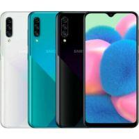 Samsung Galaxy A30s Phone (2019): 6.4-inch, 4GB Memory, 128GB Memory, 25MP CAM, LTE