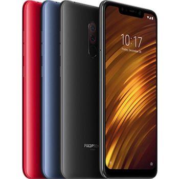 Xiaomi Pocophone F1 Phone (2018, 6.18-inch, 6GB RAM, 128GB Memory, 12MP CAM, LTE)