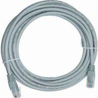 D-Link Cat6 UTP 24 AWG PVC Round Patch Cord - 15m - Grey Colour