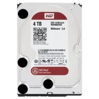"WD Red 4TB 3.5"" SATA 6Gb/s NAS Hard Drive"