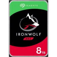 "Seagate IronWolf 8TB 7200 RPM 256MB Cache SATA 6.0Gb/s 3.5"" Internal Hard Drive"