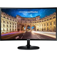"""Samsung 24"""" Essential Curved Monitor"""
