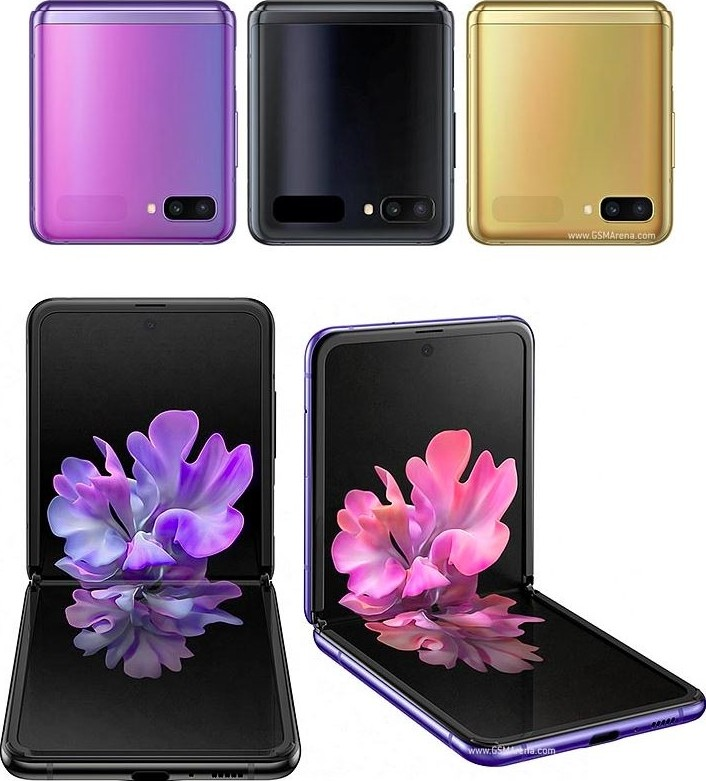 Samsung Galaxy Z Flip Phone (2020): 6.7-inch, 8GB Memory, 256GB Memory, 12MP CAM, LTE Buy, Best