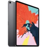 12.9-inch iPad Pro Wi-Fi + Cellular 64GB - Space Grey > Arabic Version