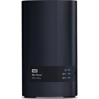 WD 4TB My Cloud EX2 Ultra Network Attached Storage ( NAS)