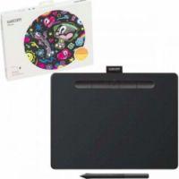Wacom Intuos M Bluetooth Creative Pen Tablet – (Medium, Black)