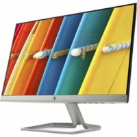 HP 24f Ultraslim Full HD Monitor (1920 x 1080) 23.8 Inch (HDMI, VGA) - Silver/Black