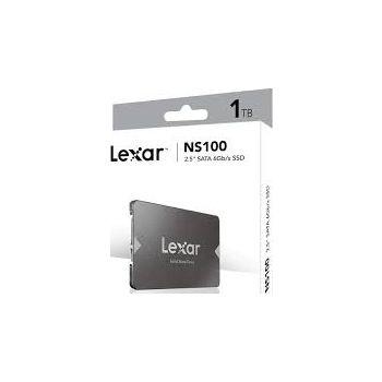 """Lexar® NS100 2.5"""" SATA III (6Gb/s) SSD - 1TB"""