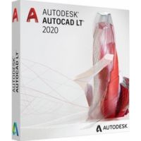 AutoCAD LT 2020 Commercial New Single-user ELD Annual Subscription