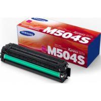 Genuine Samsung CLT-M504S Magenta Toner Cartridge (1,800 Pages)