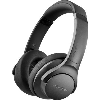 Anker SoundCore by Vortex Wireless Headphones UN - Black
