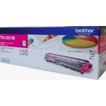 Brother TN261 Magenta Toner cartridge (1,400 Pages)