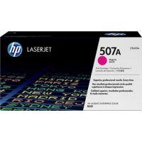 HP 507A Magenta Original LaserJet Toner Cartridge (6,000 pages)